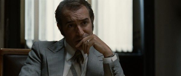 the-connection-jean-dujardin-office