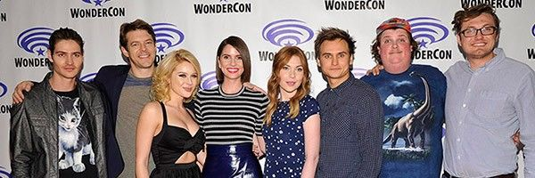 Unfriended cast reveals how the movie was shot in a single take unfriended movie cast wondercon slice ccuart Image collections