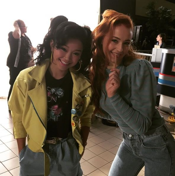 x-men-apocalypse-jean-grey-jubilee-set-photo