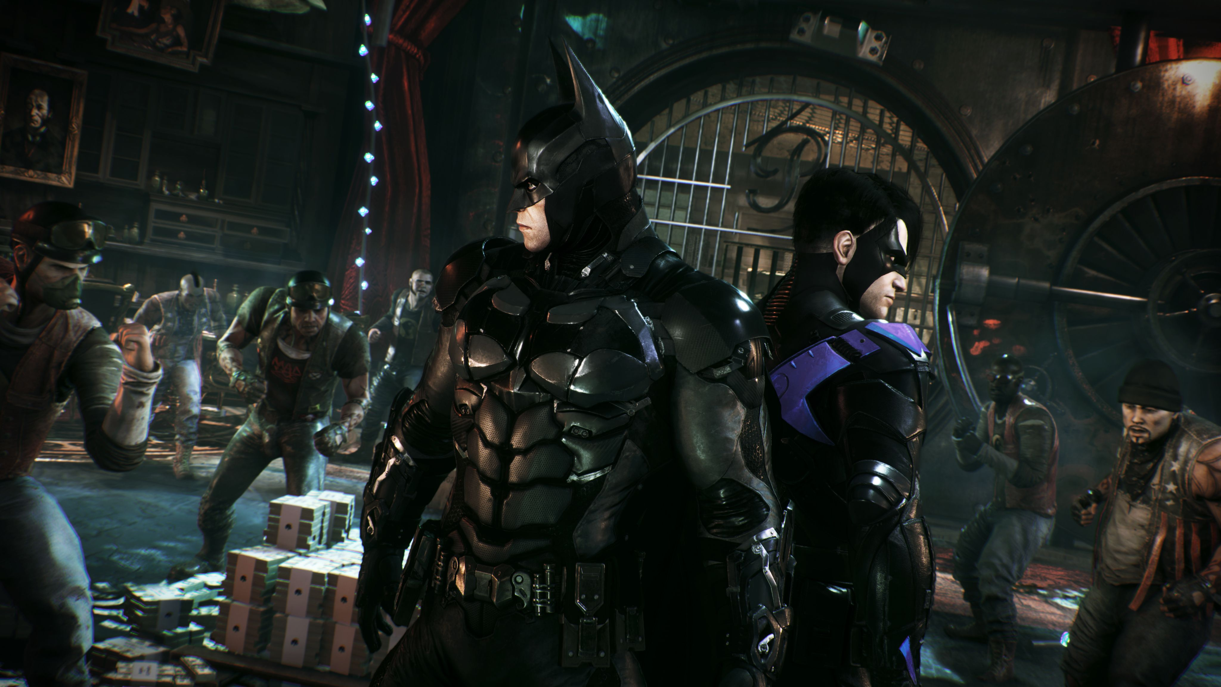 "Batman: Arkham Knight Gameplay Trailer: ""Time to Go to War ..."