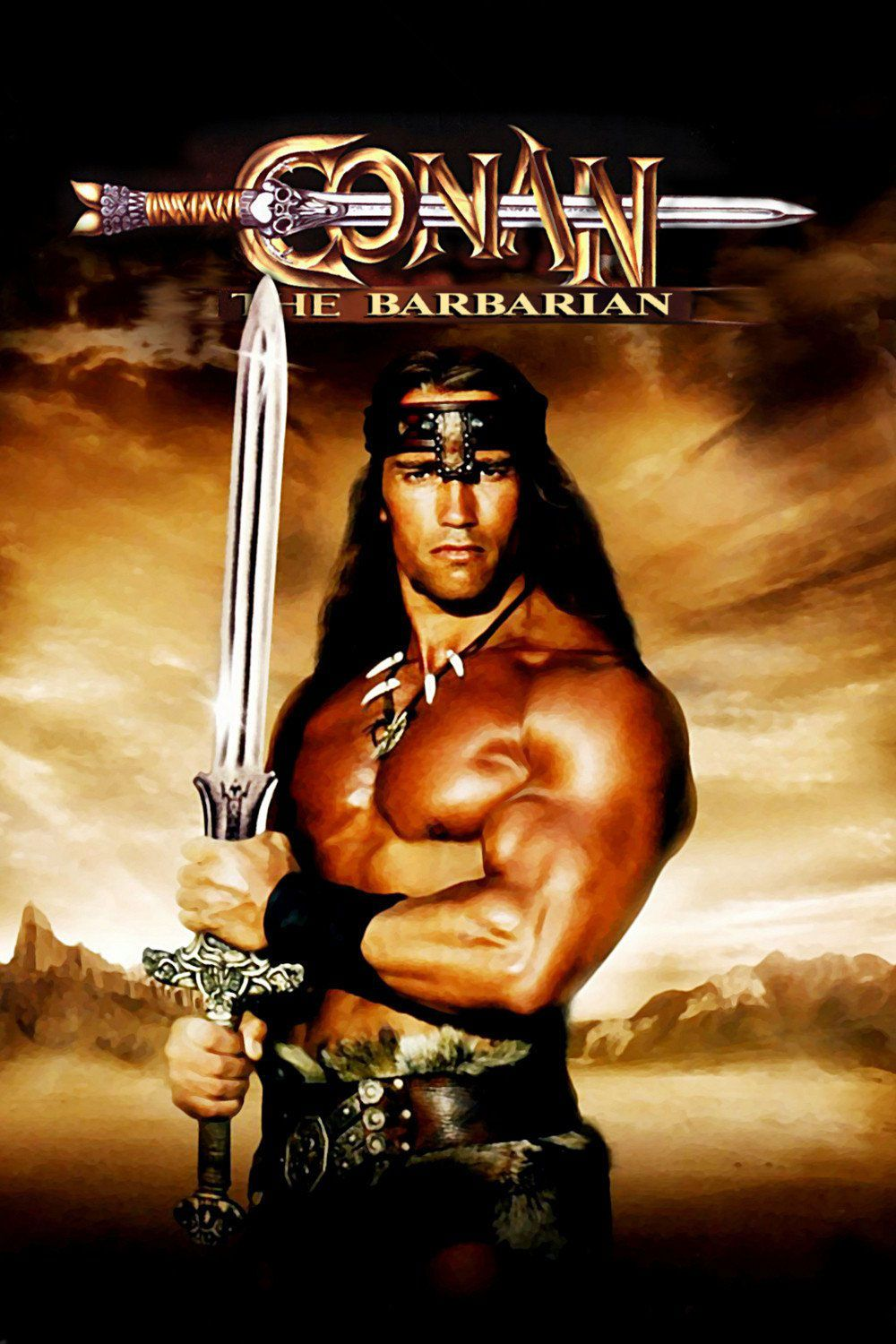 Conan the Barbarian TV Series in the Works at Amazon