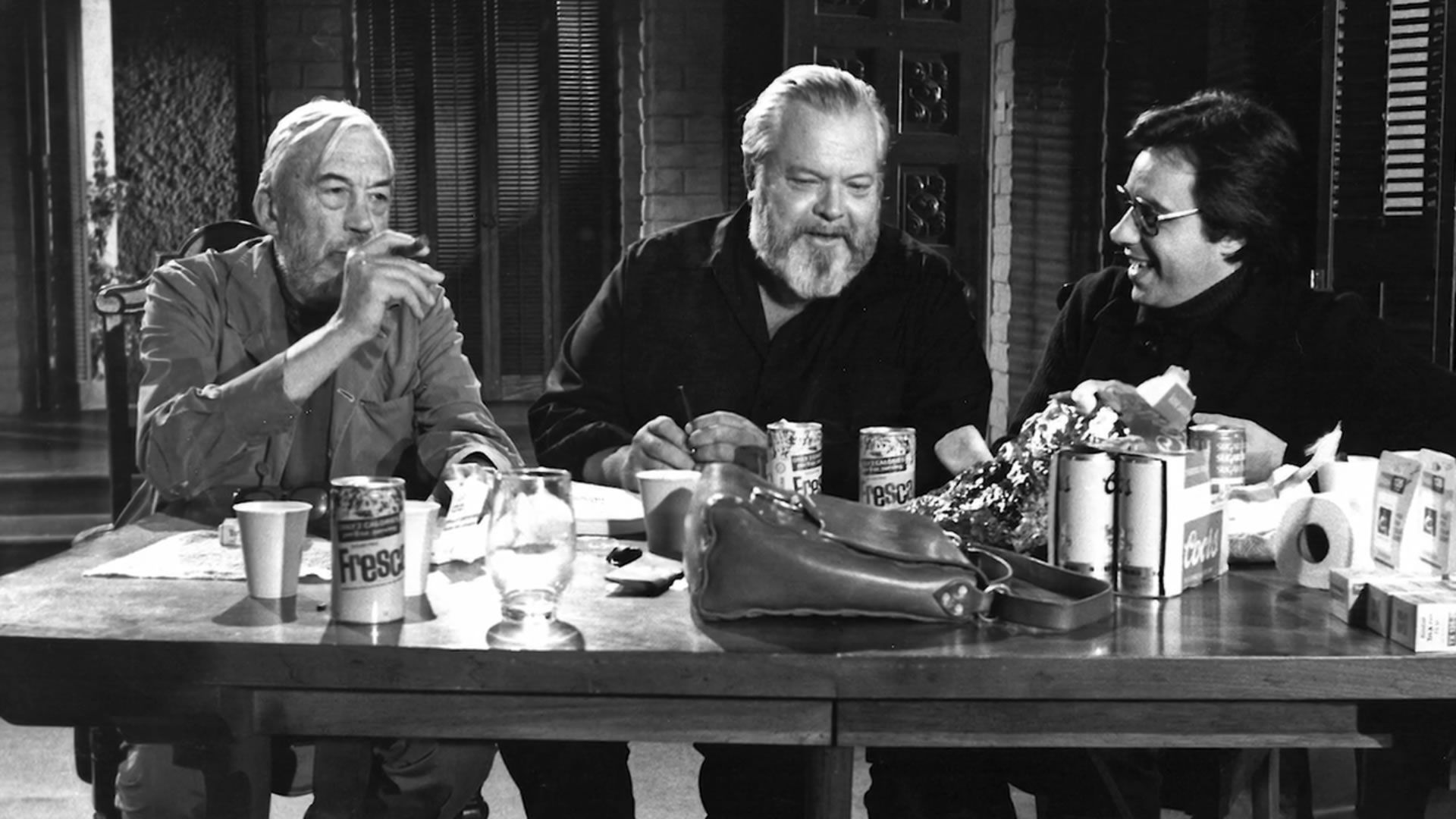 Orson Welles' final film to be completed and released by Netflix