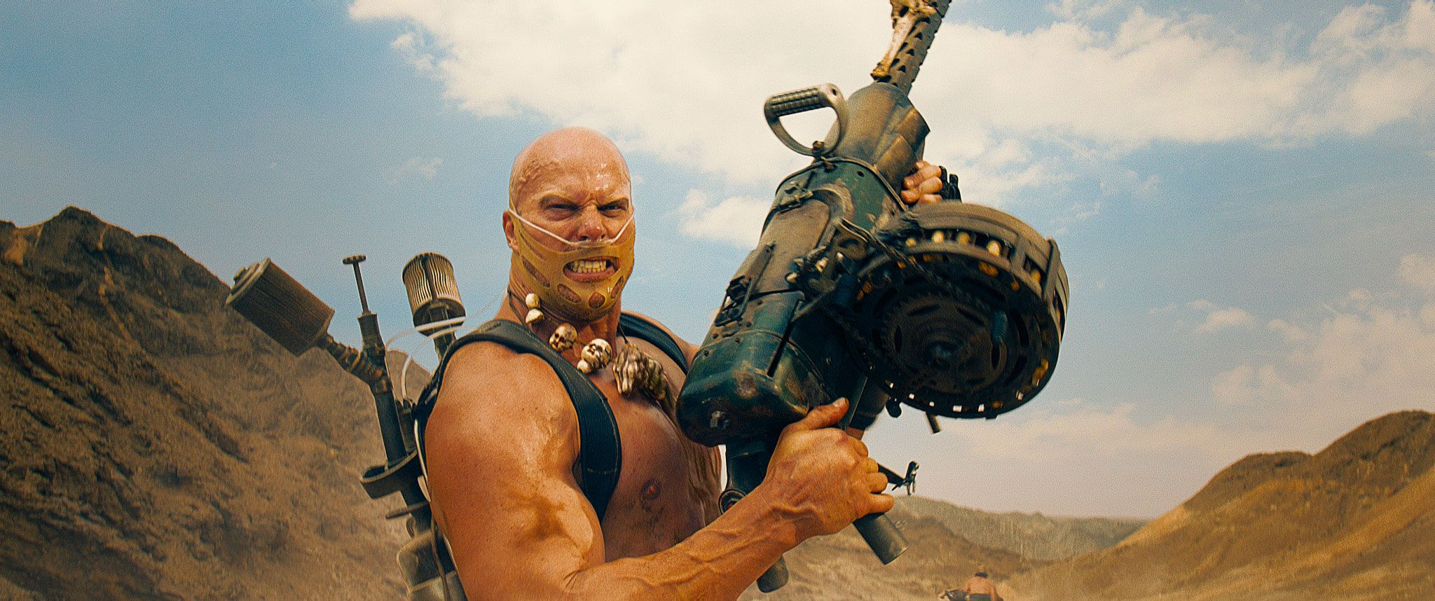 Mad Max Fury Road Schwarz Weiß