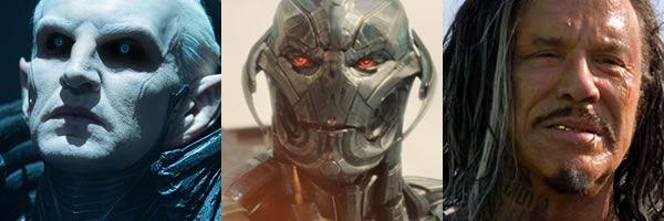 Marvel Movie Villains ...