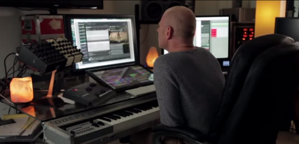 studio time with junkie xl 2