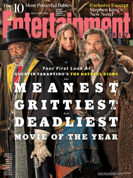 the-hateful-eight-ew-cover-samuel-l-jackson-jennifer-jason-leigh-kurt-russell
