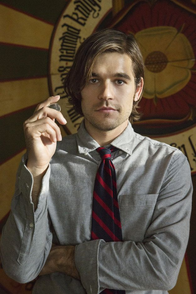 The Magician By Biddytarot On Pinterest: The Magicians TV Show Trailer Reveals Syfy's Fantasy