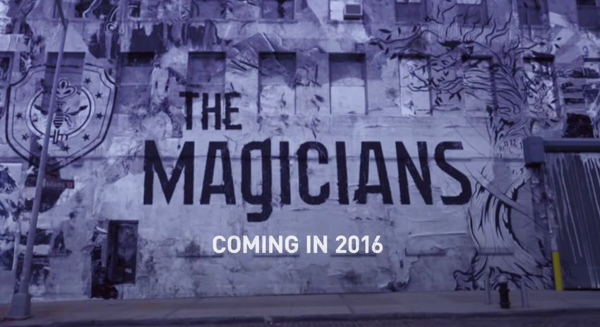 the magicians tv show trailer reveals syfy 39 s fantasy adaptation collider. Black Bedroom Furniture Sets. Home Design Ideas