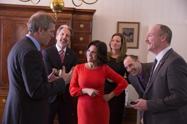 veep-hugh-laurie-julia-louis-dreyfus-weekly-tv-guide