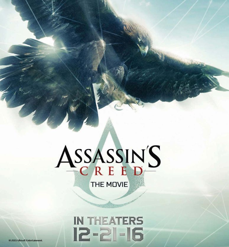 Assassin S Creed Movie Poster Takes Flight Collider
