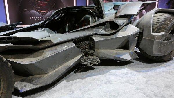 batman v superman - batmobile