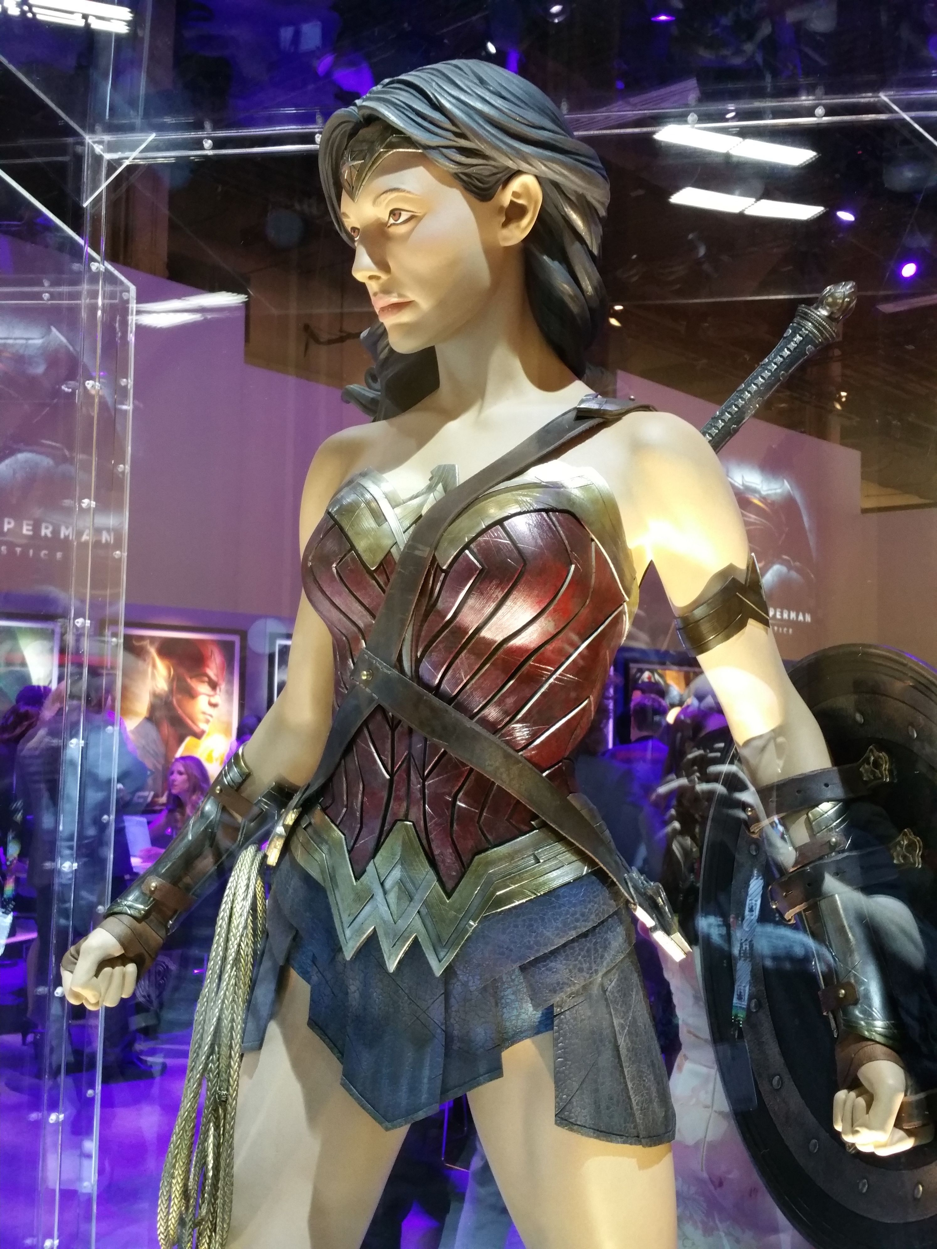 George Miller S Justice League Wonder Woman Costume Collider