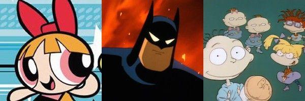 Best 90s Cartoons: From X-Men to Rugrats | Collider