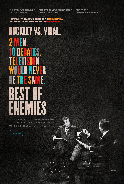 Best Of Enemies Trailer Documents Political Vitriol
