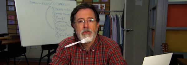 colbert-beard-fork-slice