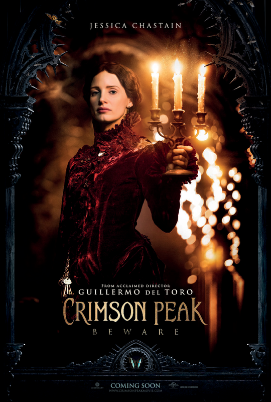 Crimson Peak Crimson Peak: New Char...