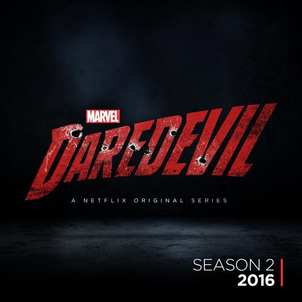 daredevil season 2 logo - photo #2