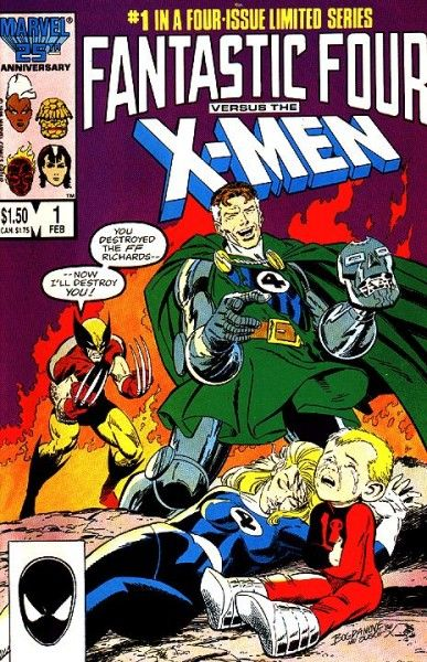 xmen fantastic four crossover movie coming in 2018