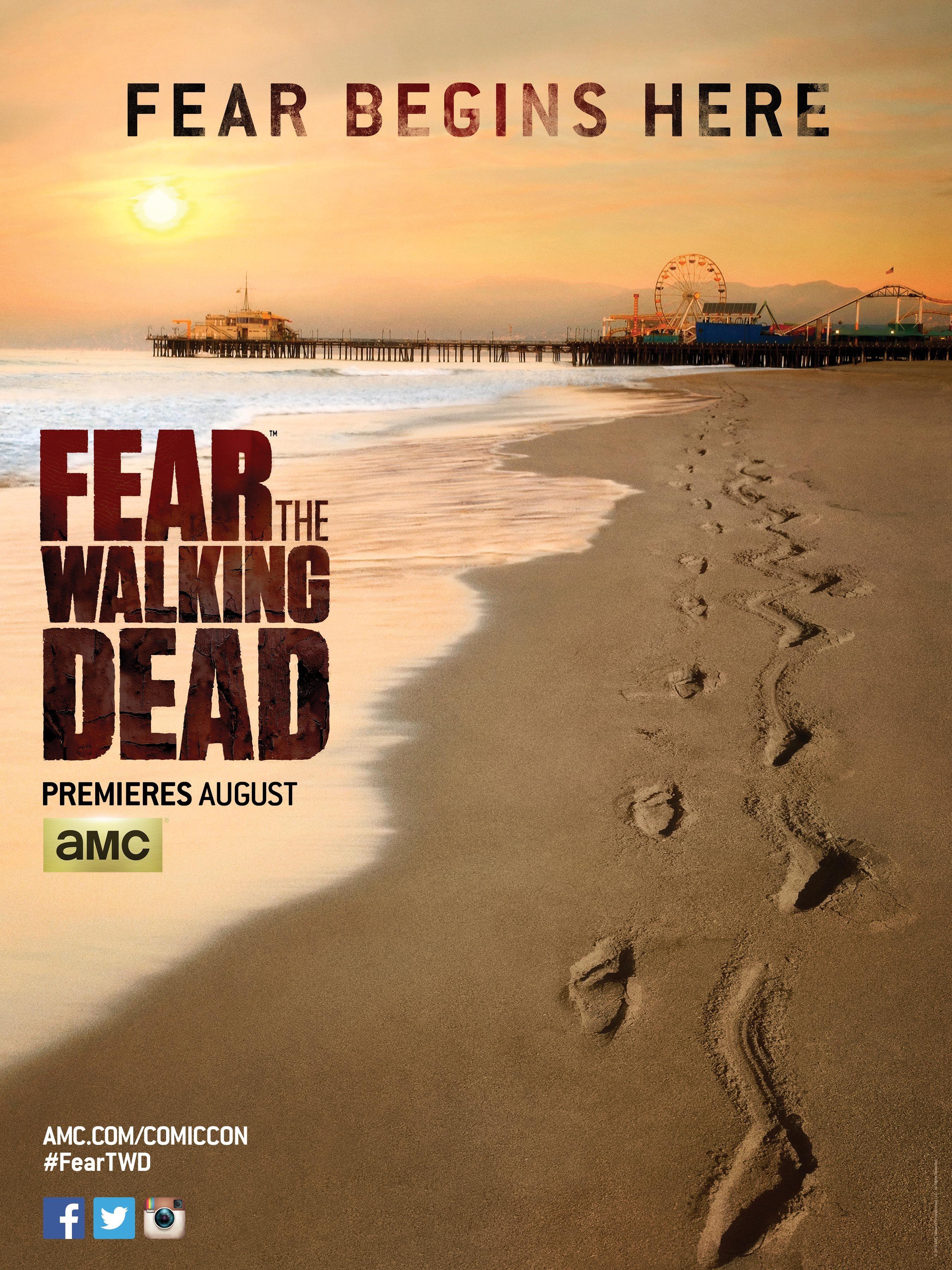 The Walking Dead Fear Stream