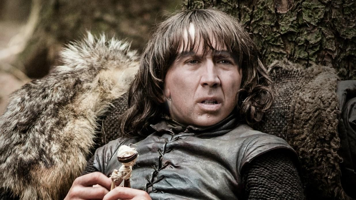 Game of Thrones: See Nicolas Cage as Every Character ...