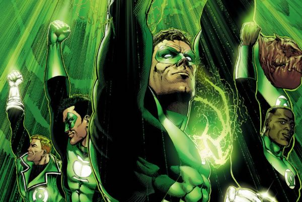 Goyer To Direct Green Lantern Movie?