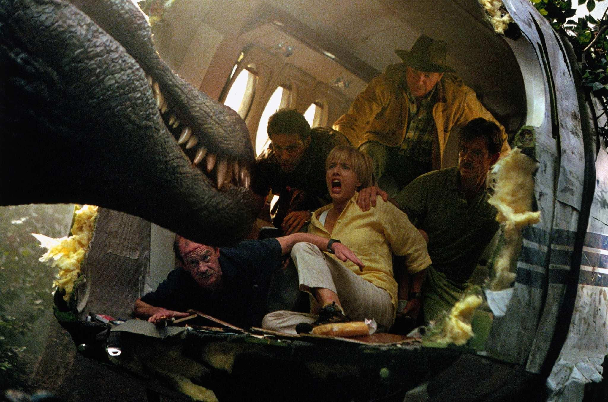 Jurassic park 3 revisited this is how you make dinosaurs - Film de dinosaure jurassic park ...