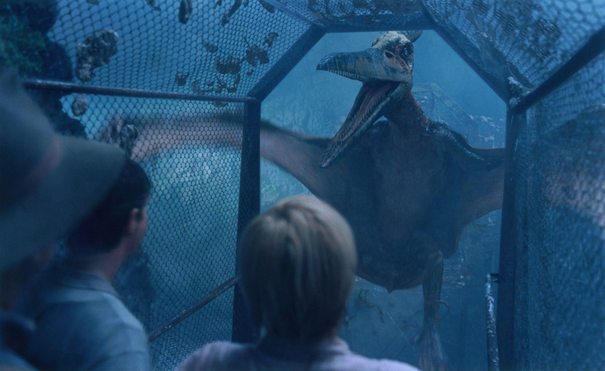 Jurassic park 3 revisited this is how you make dinosaurs collider - Dinosaure de jurassic park ...