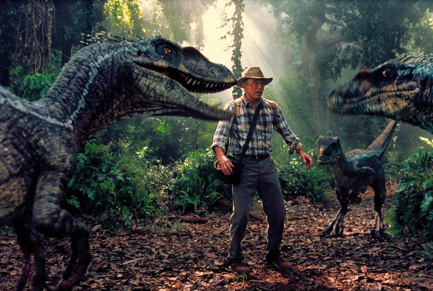 Jurassic Park 3 Revisited This Is How You Make Dinosaurs