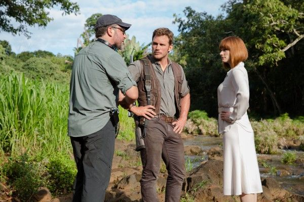 jurassic-world-2-colin-trevorrow-chris-pratt-bryce-dallas-howard