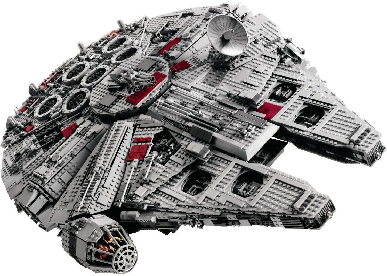 ... Wars 7 LEGO Sets Revealed; Contains New Millennium Falcon | Collider