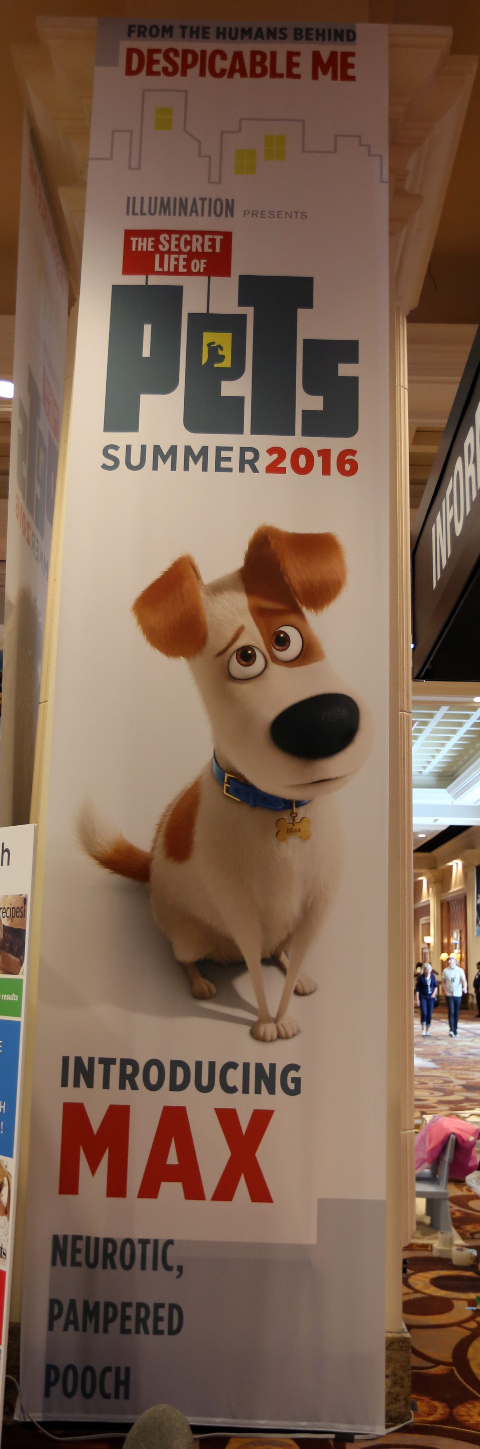 Secret Life Of Pets Movie Posters Reveal New Animated Film