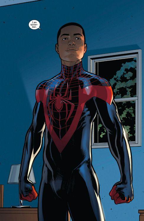 「Spider ManMiles Morales」的圖片搜尋結果