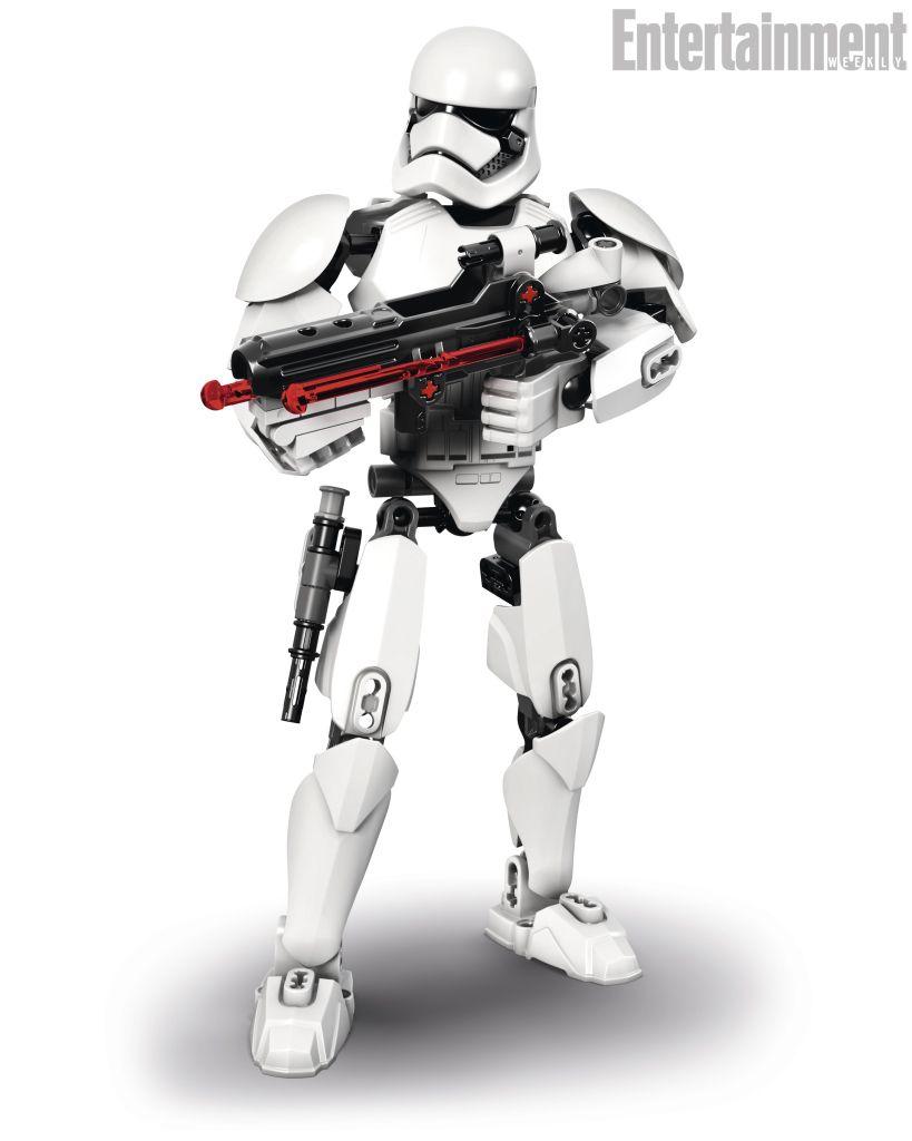 star wars episode 7 toys reveal stormtrooper details