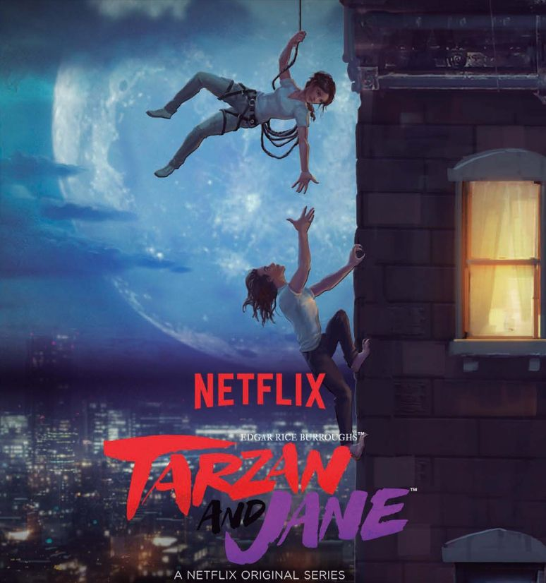 tarzan and jane episode 8