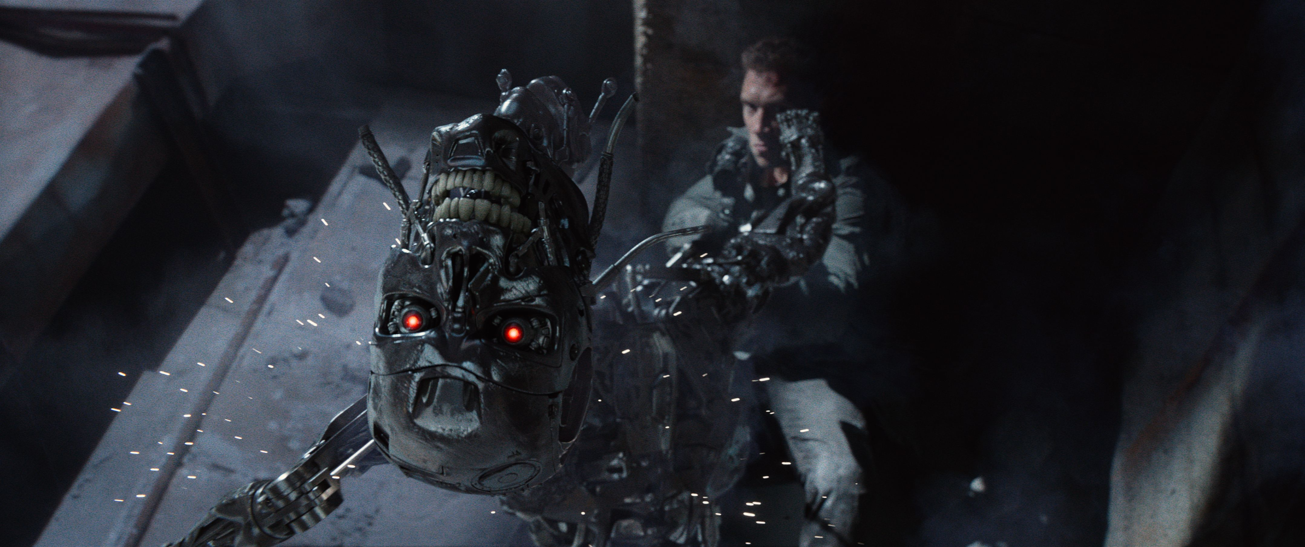 terminator genisys time machine