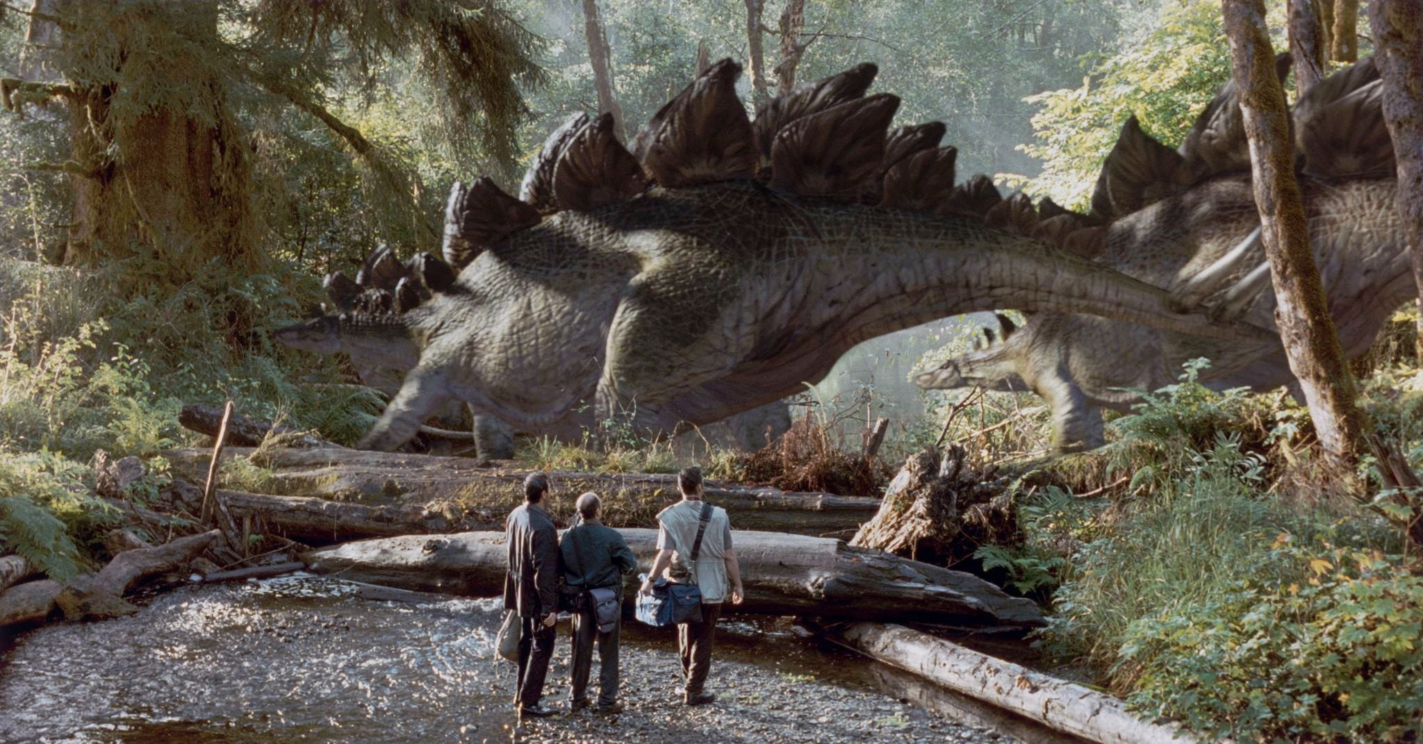 New to Netflix in July 2018 Includes Jurassic Park Trilogy