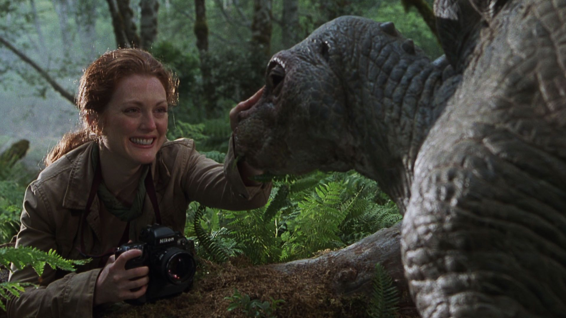 jurassic park cinematography