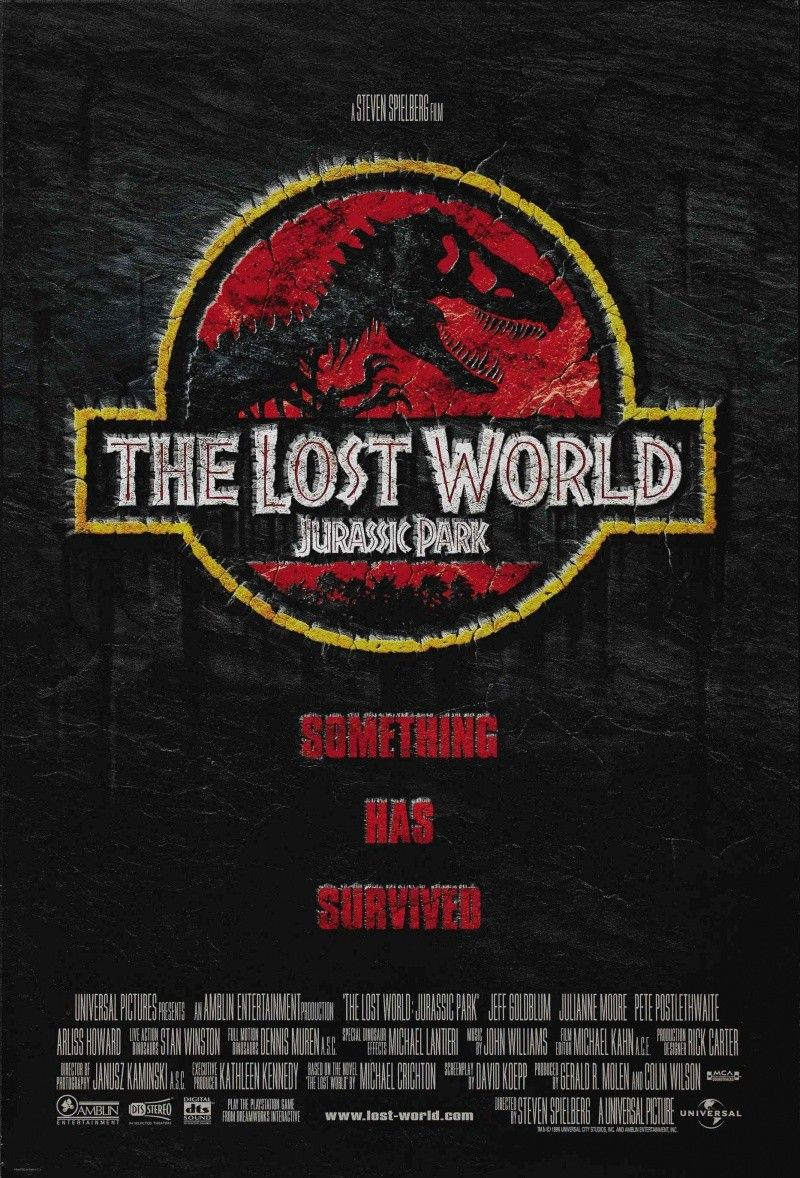 Jurassic Park 2 Revisited Quot Hang On This Is Going To Be