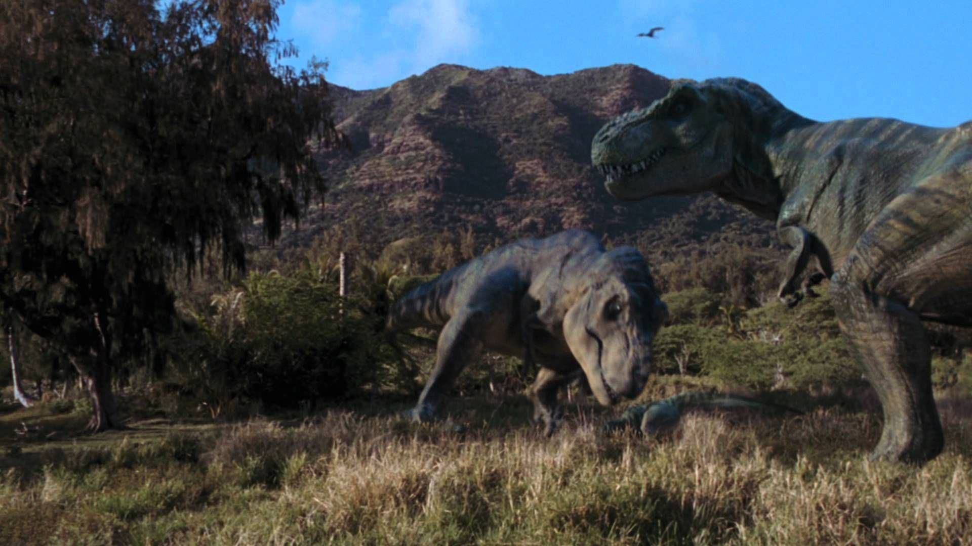"Jurassic Park 2 Revisited: ""Hang on, This Is Going to Be ... T Rex The Lost World Jurassic Park"