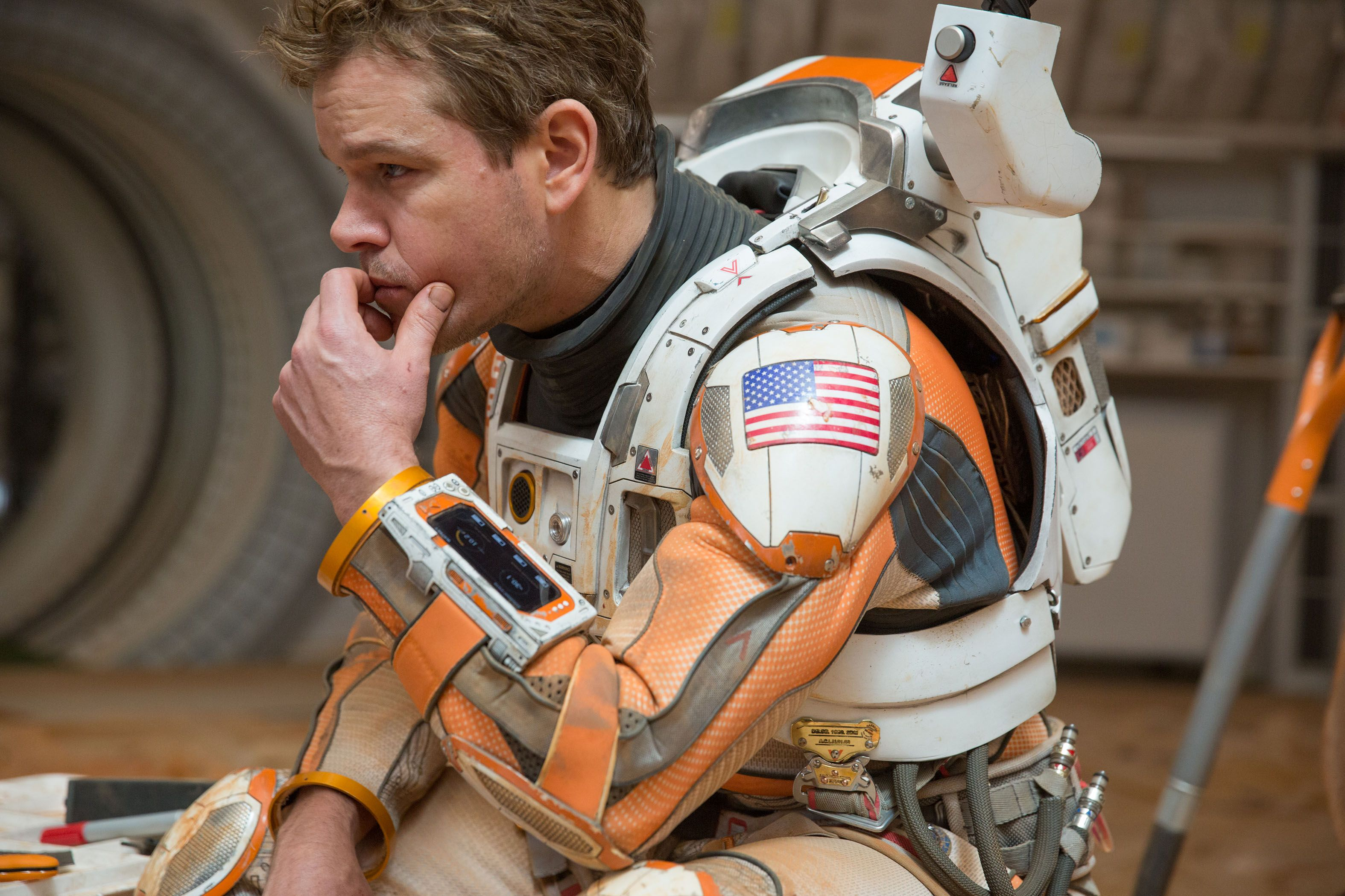 The Martian is Ridley Scott's Highest Grossing Film of All Time