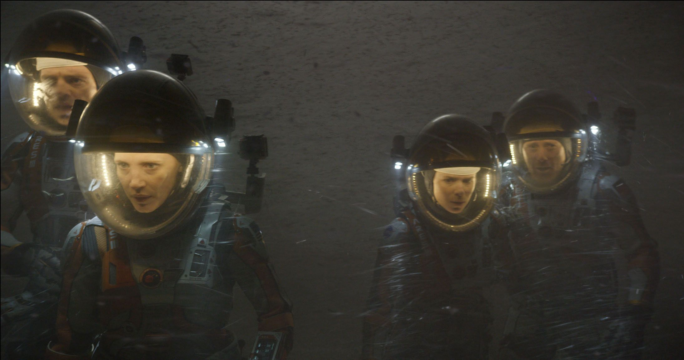 The Martian Trailer Matt Damon Is Stranded On Mars Collider