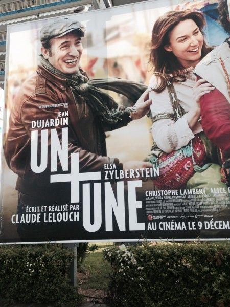 un-plus-une-jean-dujardin-poster-cannes-2015