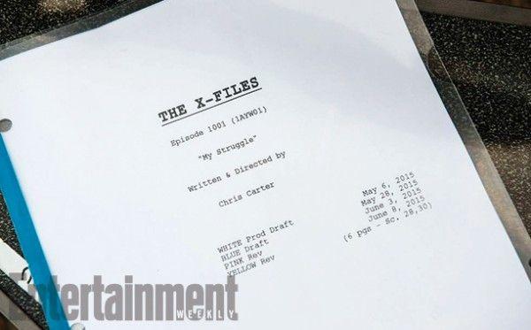 x-files-script
