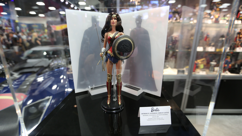 Batman Vs Superman Movie Toy Comic Con 13