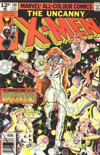 dazzler-x-men-cover