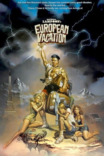 EUROPEAN VACATION Retrospective: This Movie Is Why Europeans Hate Americans