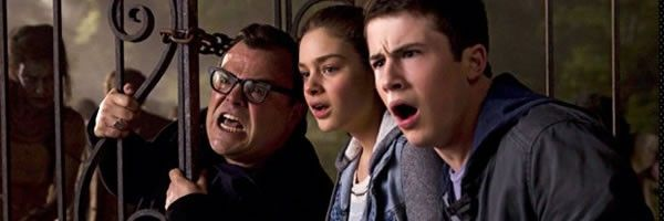 goosebumps clip featuring jack black and a giant mantis collider