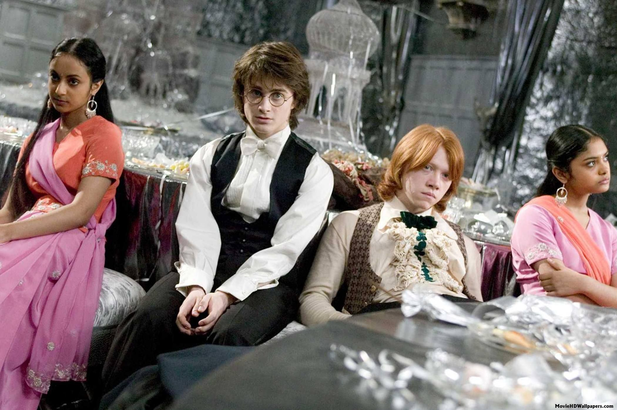 Harry Potter Cast Members Sorted Into Hogwarts Houses Collider