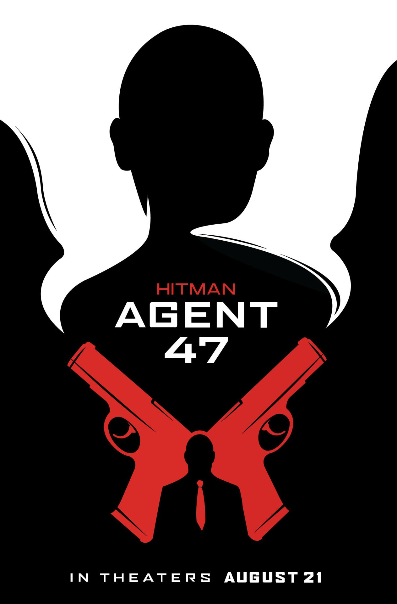 Hitman Agent 47 Alternate Posters And Tv Spot Collider
