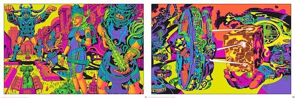 jack-kirby-barry-geller-lords-of-light-artwork-comic-con-exclusive